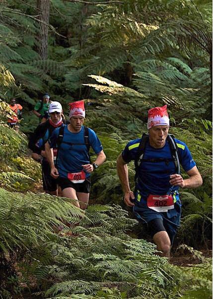 Ian Wilson running